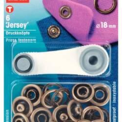 """Botones de presion """"Jersey"""""""