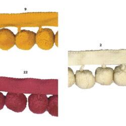 Fleco madroño algodón