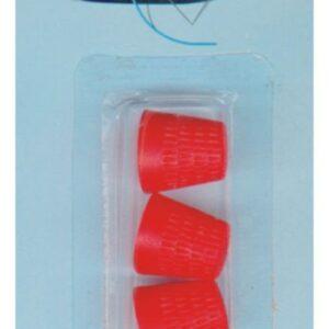 Dedales plástico