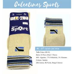 Calcetín sport Art. 66029