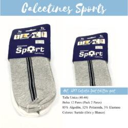 Calcetín sport tob. Art. 6041