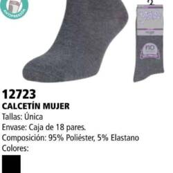 Calcetín mujer