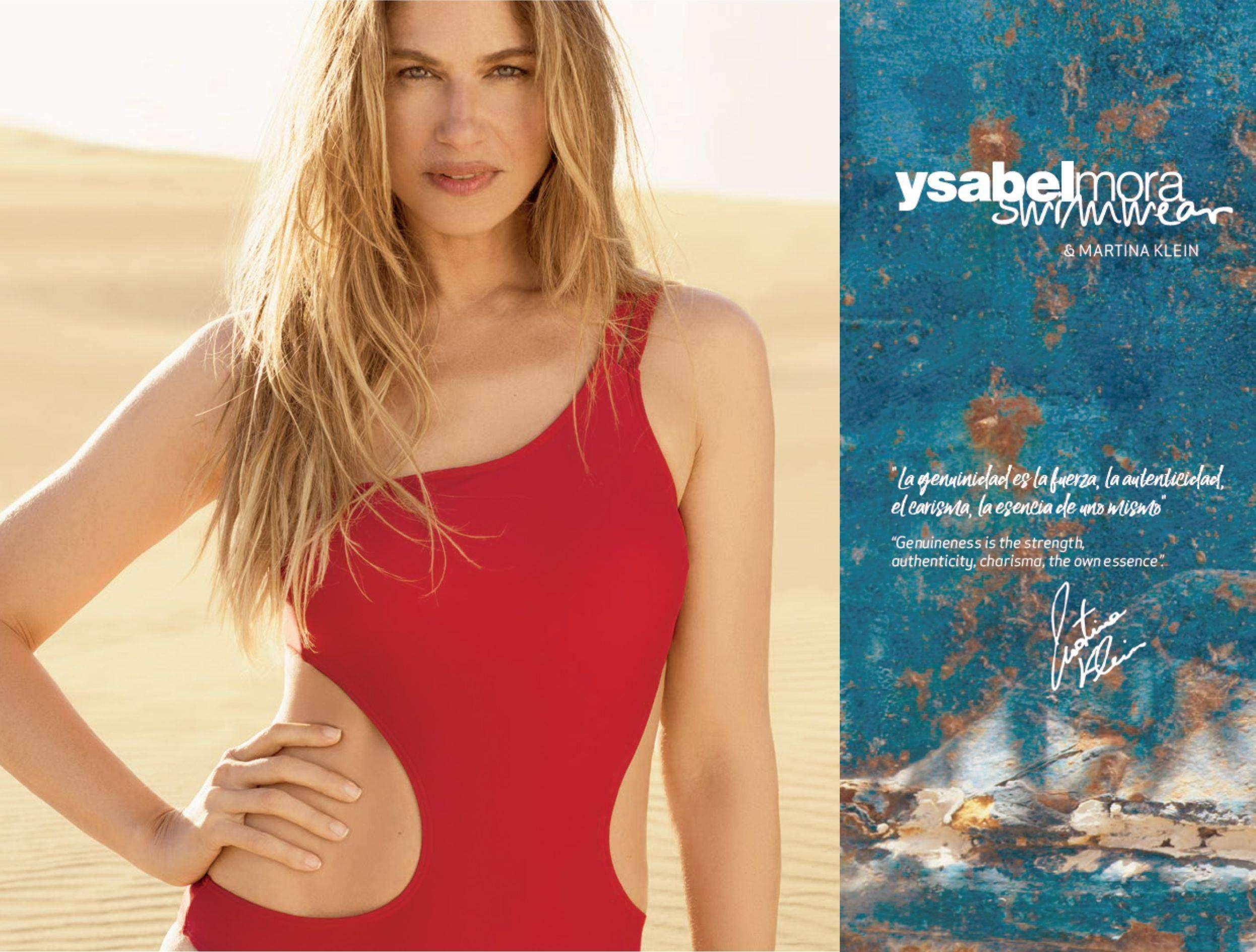 Campaña de Baño Ysabel Mora 2019